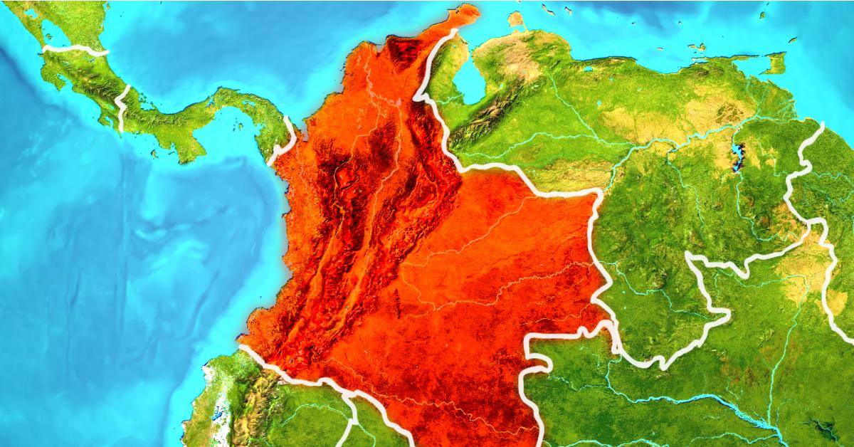Latin America Colombia