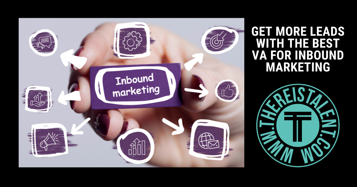 Virtual Assistant For Inbound Marketing